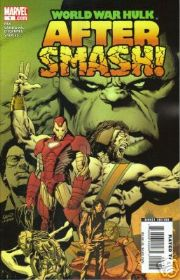 World War Hulk Aftersmash one shot